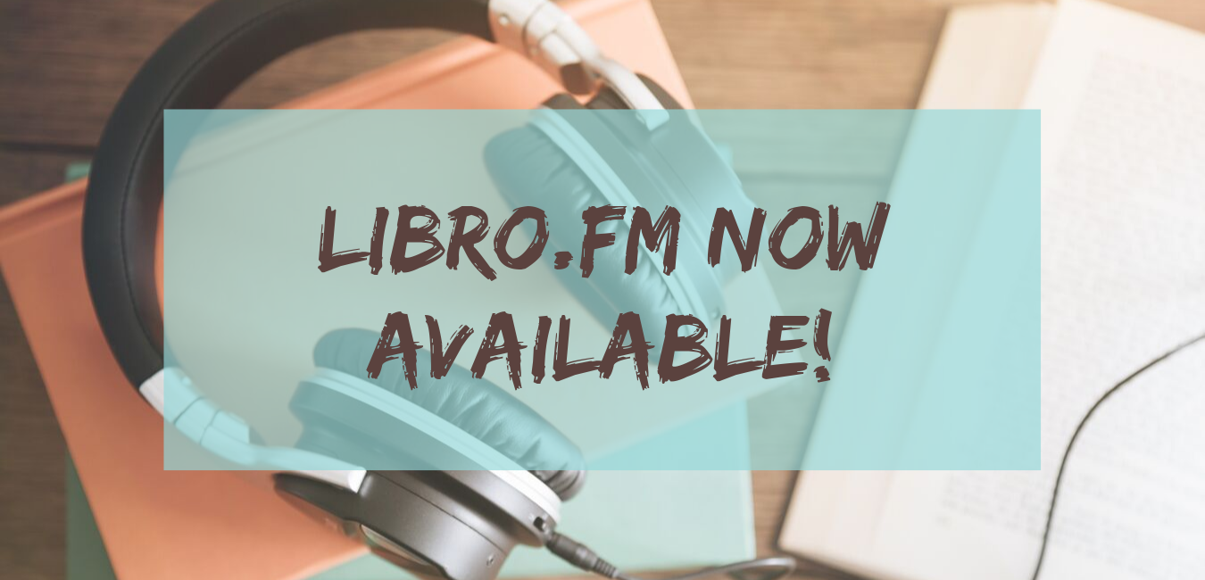 Libro.FM now available!